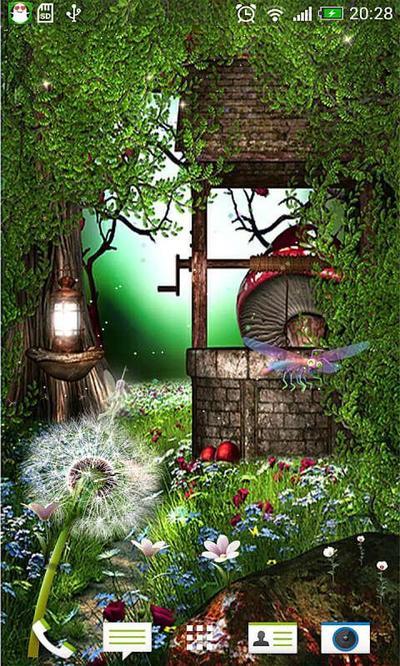 动态壁纸:梦幻风景主题第2张图
