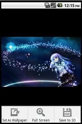 【天使的心跳 动漫壁纸下载_官方下载】android版