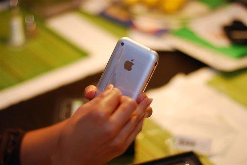 苹果iPhone(8GB)