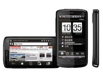 多普达T8288(Touch HD)黑色