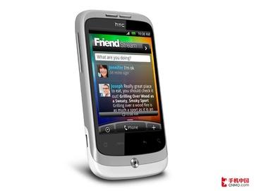 HTC Wildfire G8(野火)白色