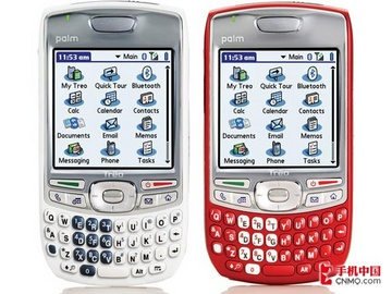 Palm Treo 680银色