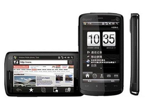 多普达T8288(Touch HD)