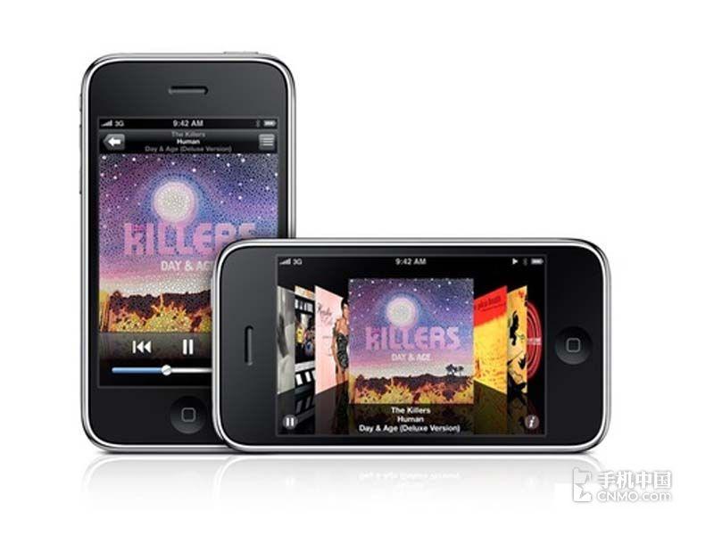 苹果iPhone3GS(8G)产品本身外观第5张