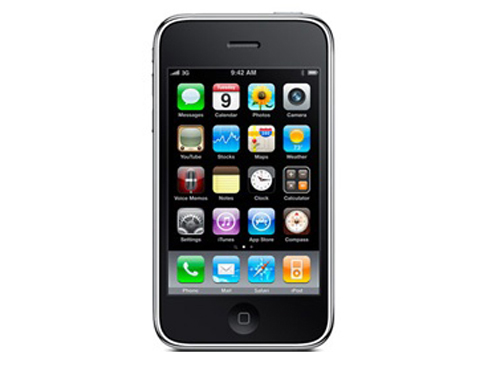 苹果iPhone3GS(8G)产品本身外观第1张