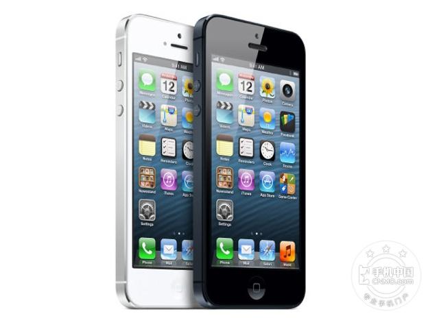 苹果iPhone5(联通版)产品本身外观第5张