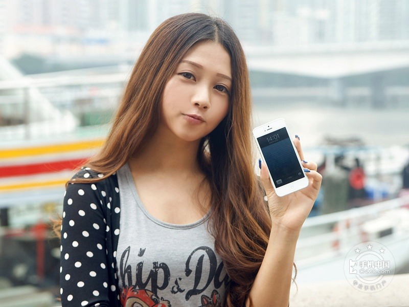 苹果iPhone5(16GB)时尚美图第6张
