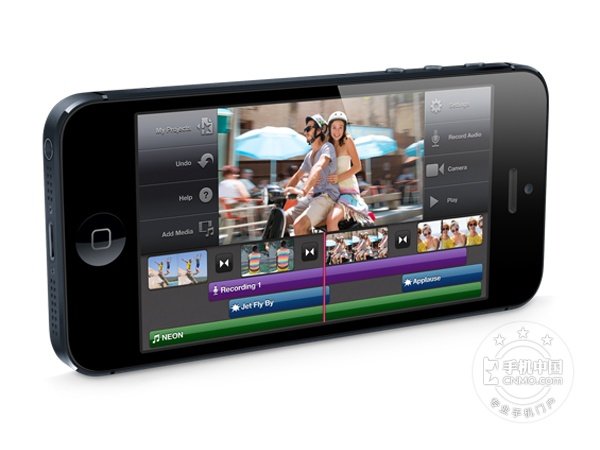 苹果iPhone5(32GB)产品本身外观第7张