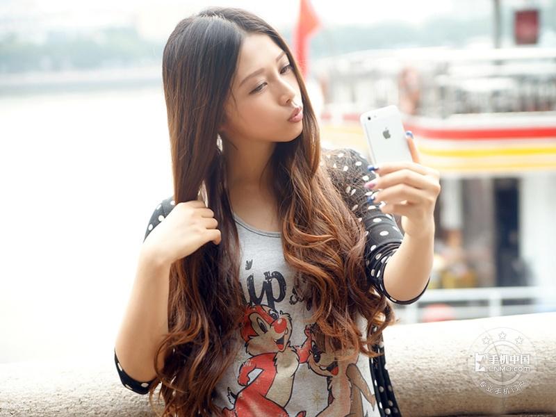 苹果iPhone5(联通版)时尚美图第1张
