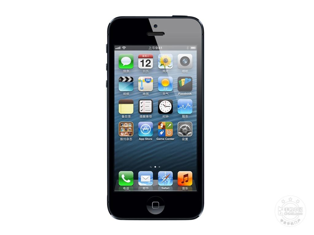 苹果iPhone5(16GB)产品本身外观第2张