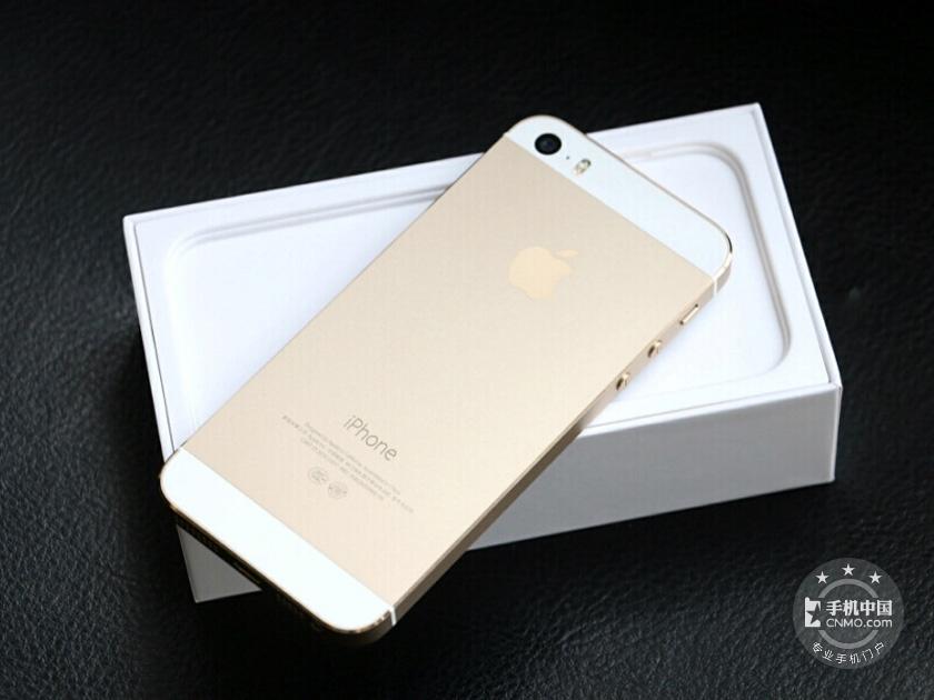 苹果iPhone5s(32GB)整体外观第3张