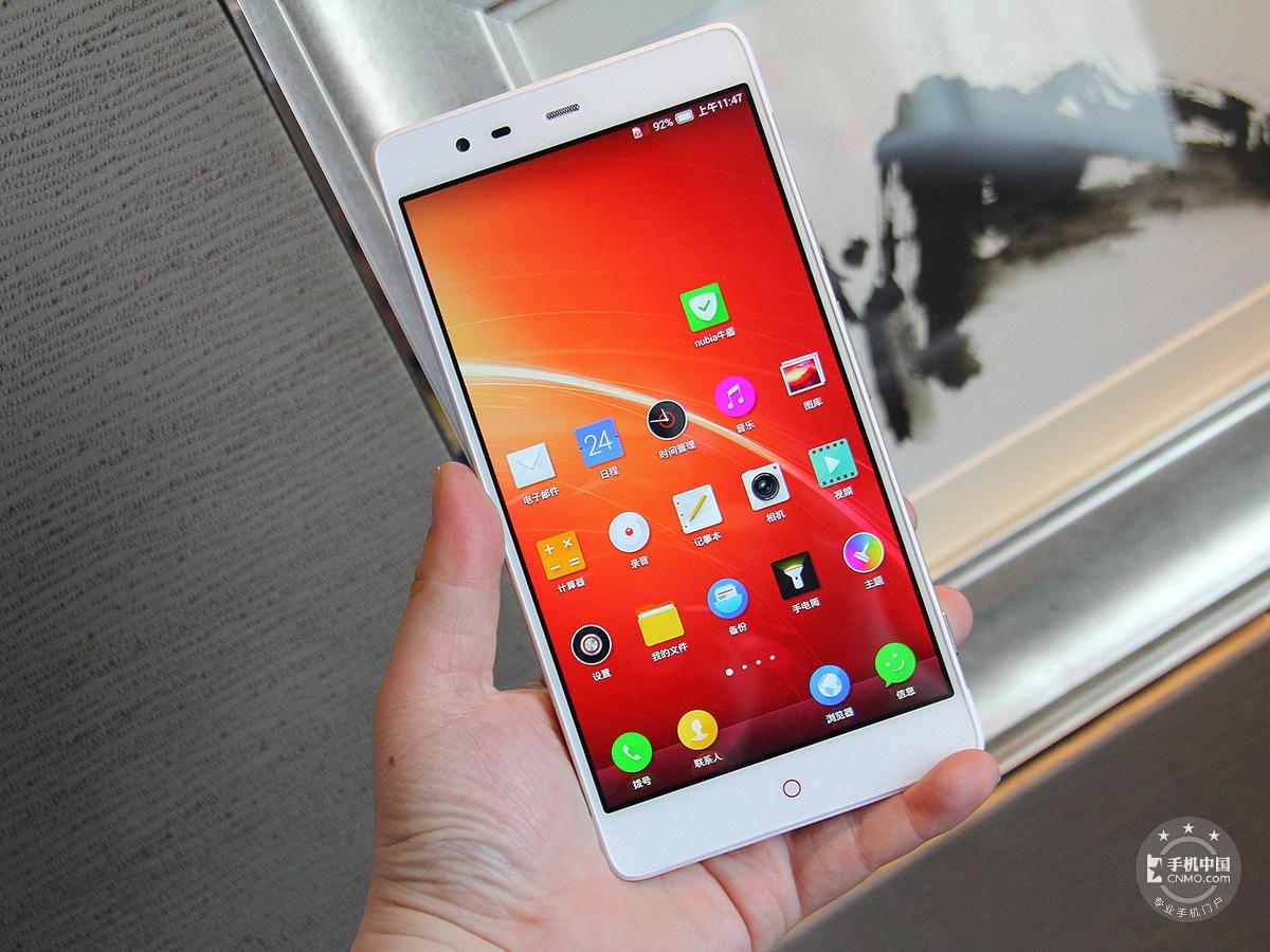 努比亚X6(64GB)整体外观第1张