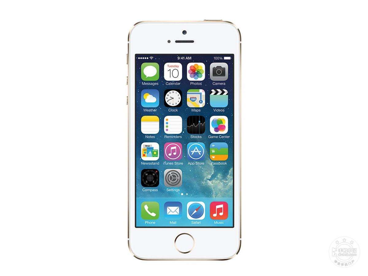 苹果iPhone5s(32GB)产品本身外观第1张