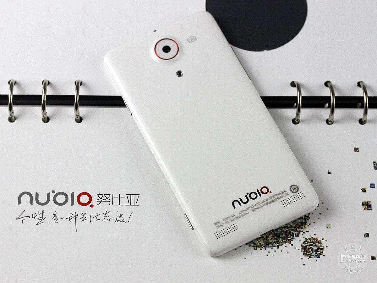 努比亚Z5Sn(32GB)整体外观第8张