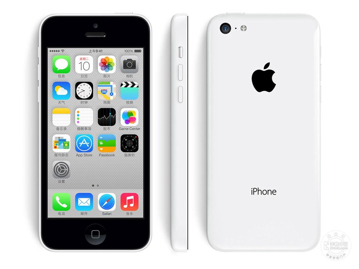 苹果iPhone5c(8GB)产品本身外观第6张