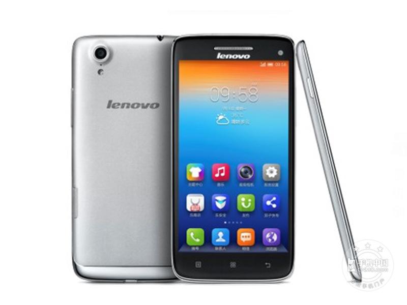 联想S968T(VIBEX移动版)产品本身外观第2张