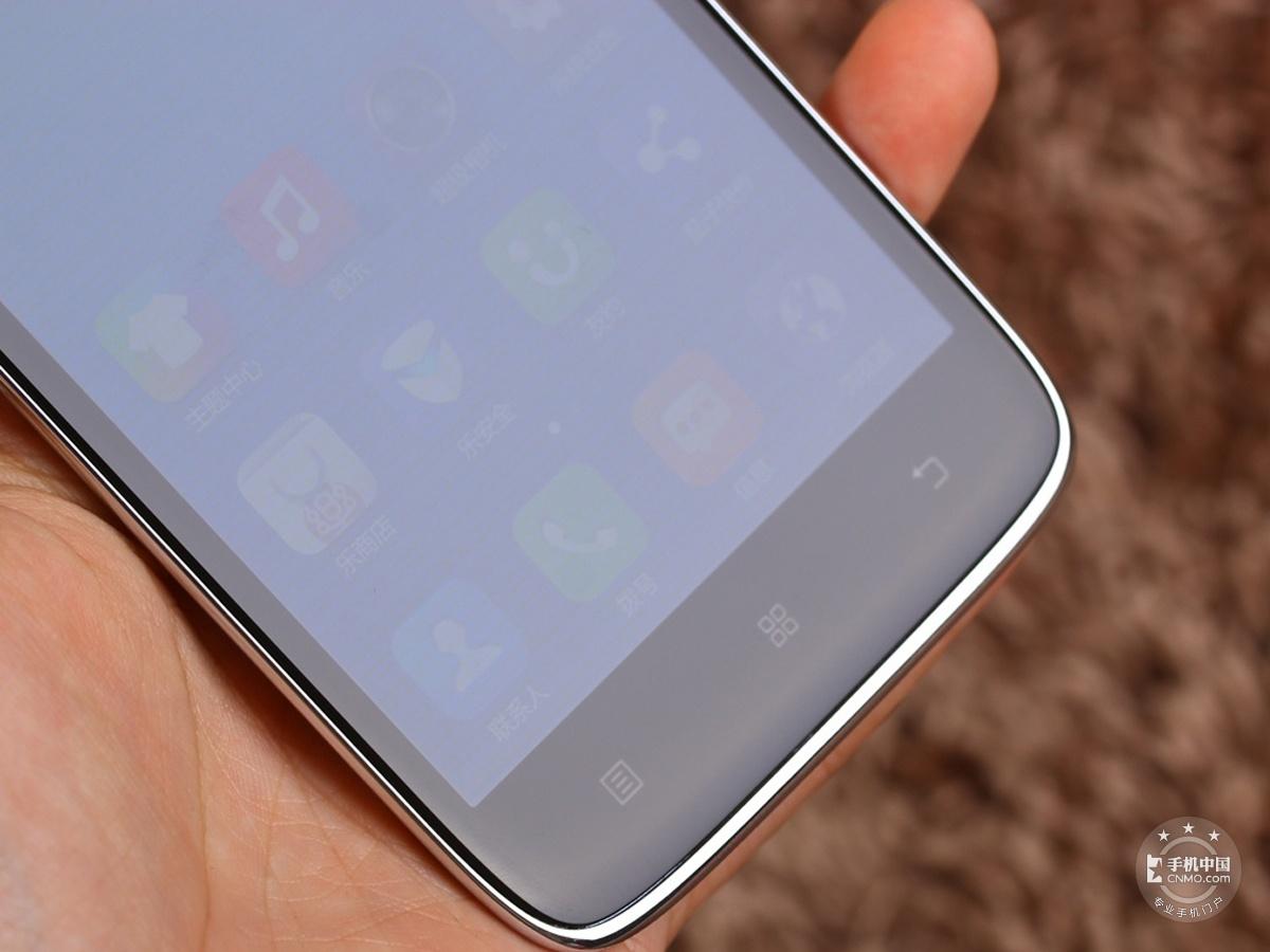 联想S968T(VIBEX移动版)机身细节第1张