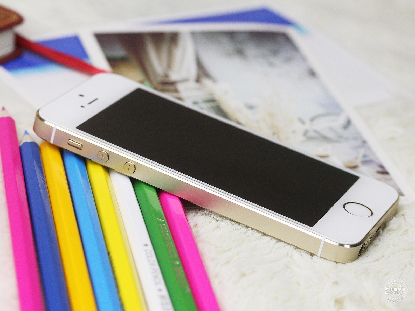 苹果iPhone5s(16GB)整体外观第4张