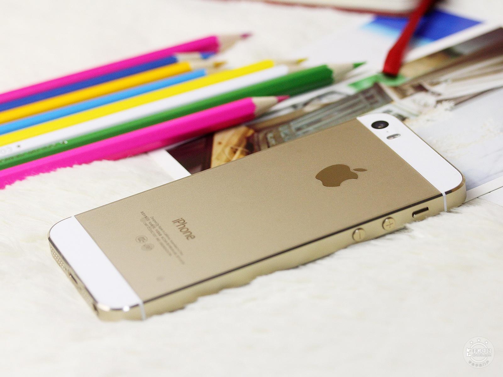 苹果iPhone5s(电信版)整体外观第3张