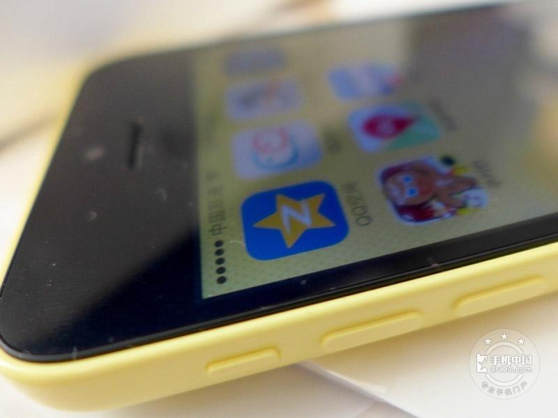 苹果iPhone5c(16GB)机身细节第4张