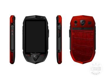 兰博基尼TL700暗红色