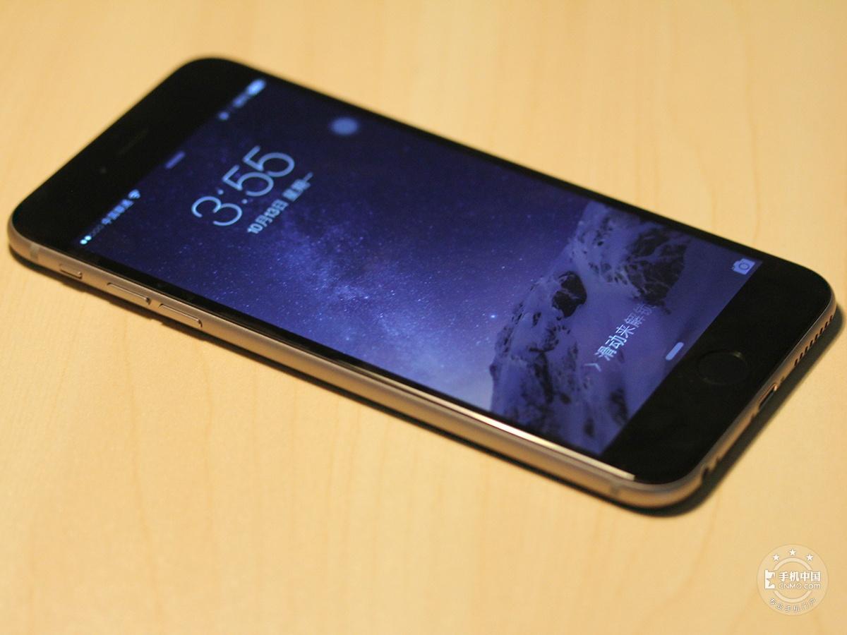 苹果iPhone6Plus(16GB)整体外观第3张