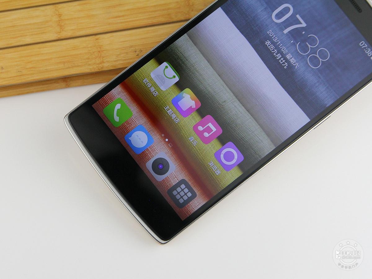 一加手机(64GB/移动版)机身细节第8张