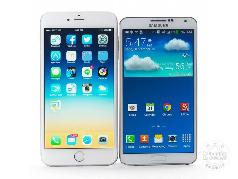 苹果iPhone6Plus(16GB)产品对比第8张