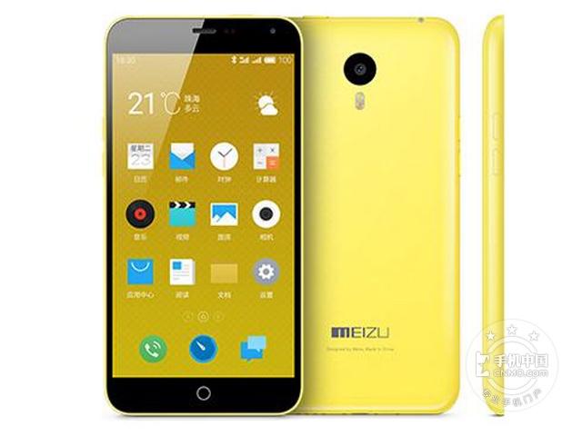 魅蓝note(移动4G/16GB)产品本身外观第5张