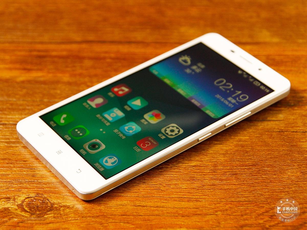 联想黄金斗士S8畅玩版(移动4G/8GB)整体外观第5张