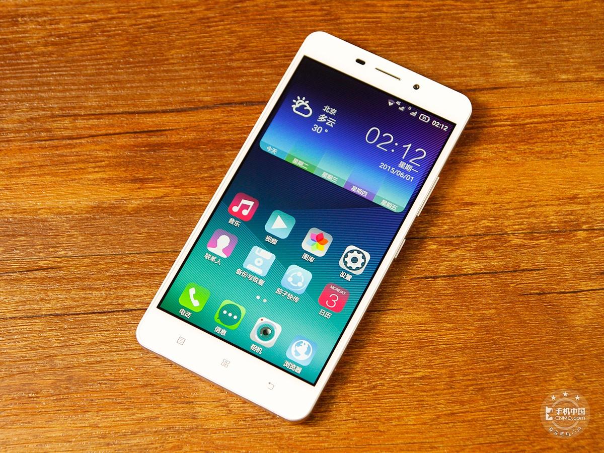 联想黄金斗士S8畅玩版(移动4G/16GB)整体外观第3张
