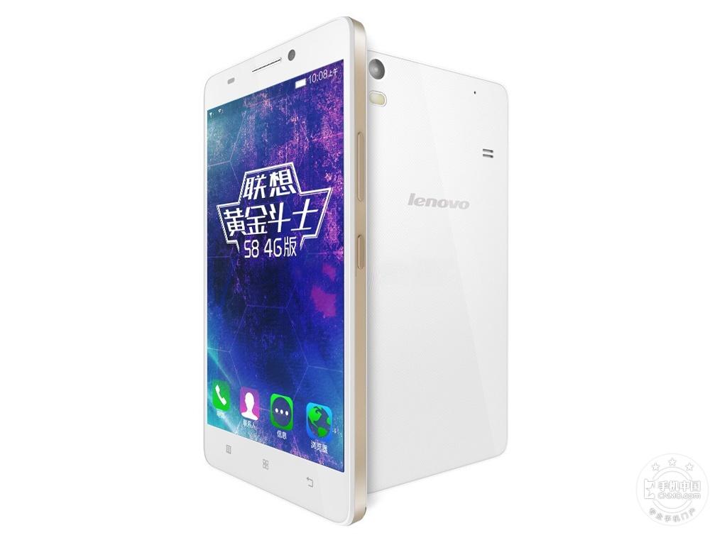 联想黄金斗士S8(移动4G)产品本身外观第2张