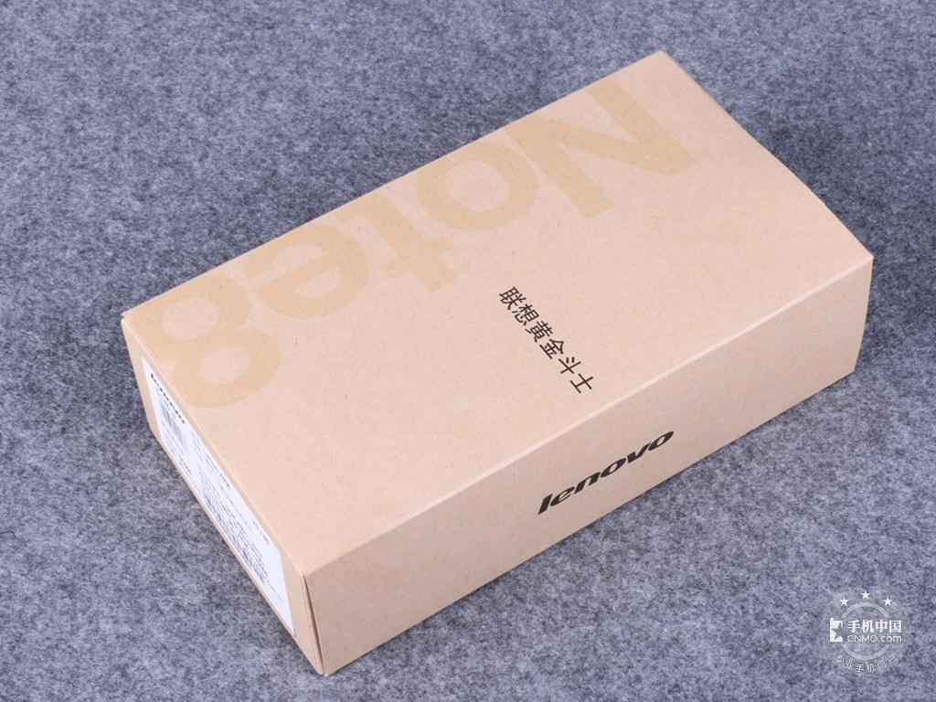 联想黄金斗士Note8(移动增强版)整体外观第1张
