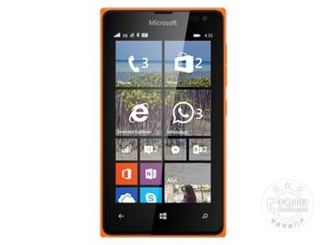 微软Lumia 435橙色