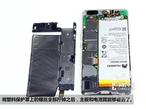【华为荣耀6 plus移动版手机拆机图赏图片-2160327】