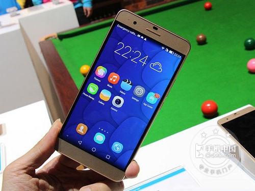 【金色华为荣耀6 plus手机图片-2108421】手机中国