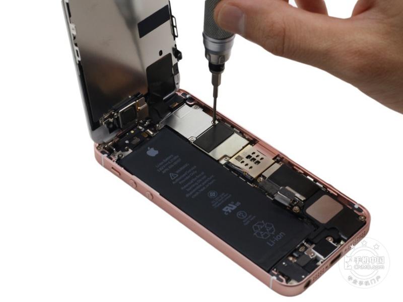 苹果iPhoneSE(全网通/16GB)拆机图赏第7张