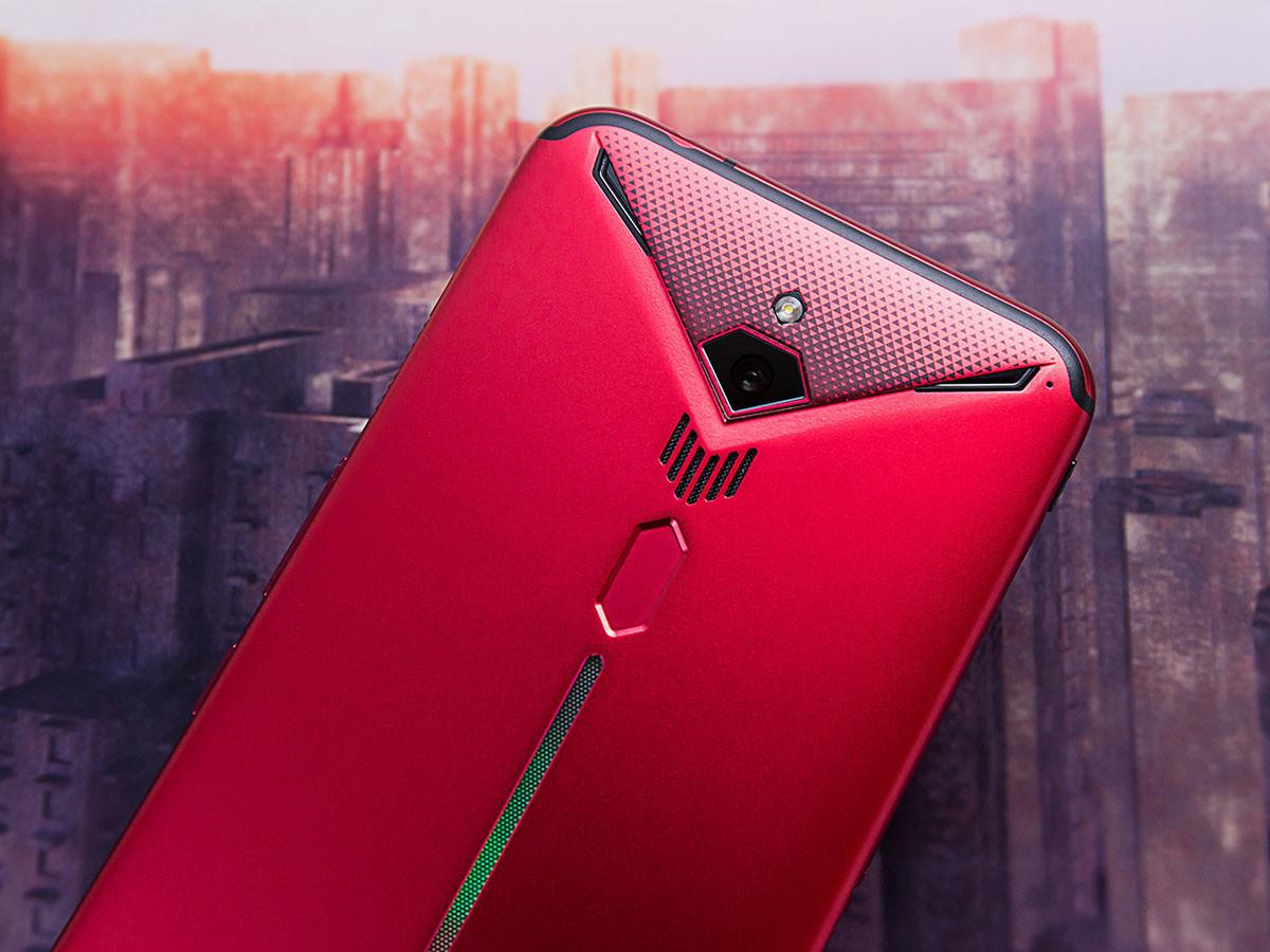 努比亚红魔3电竞手机(8+128GB)机身细节第3张