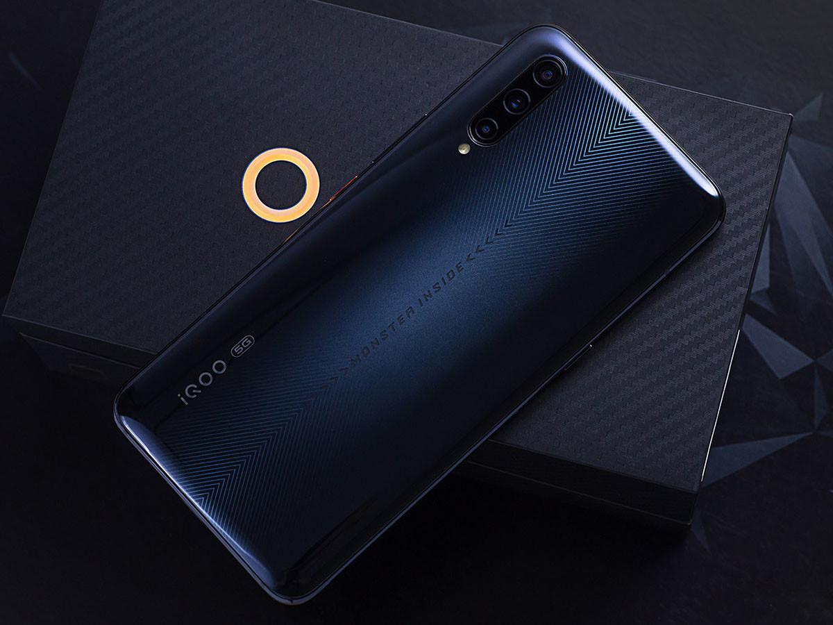 iQOOPro(12+128GB)整体外观第5张