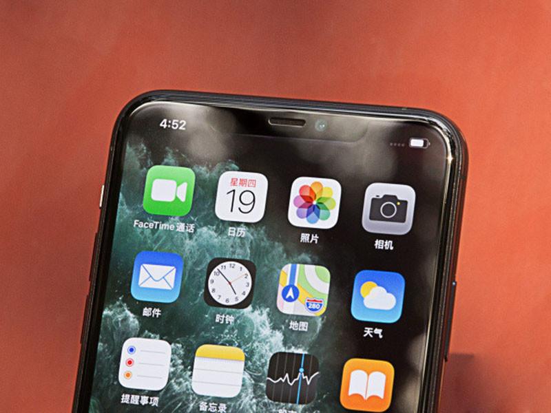 苹果iPhone11ProMax(512GB)机身细节第1张