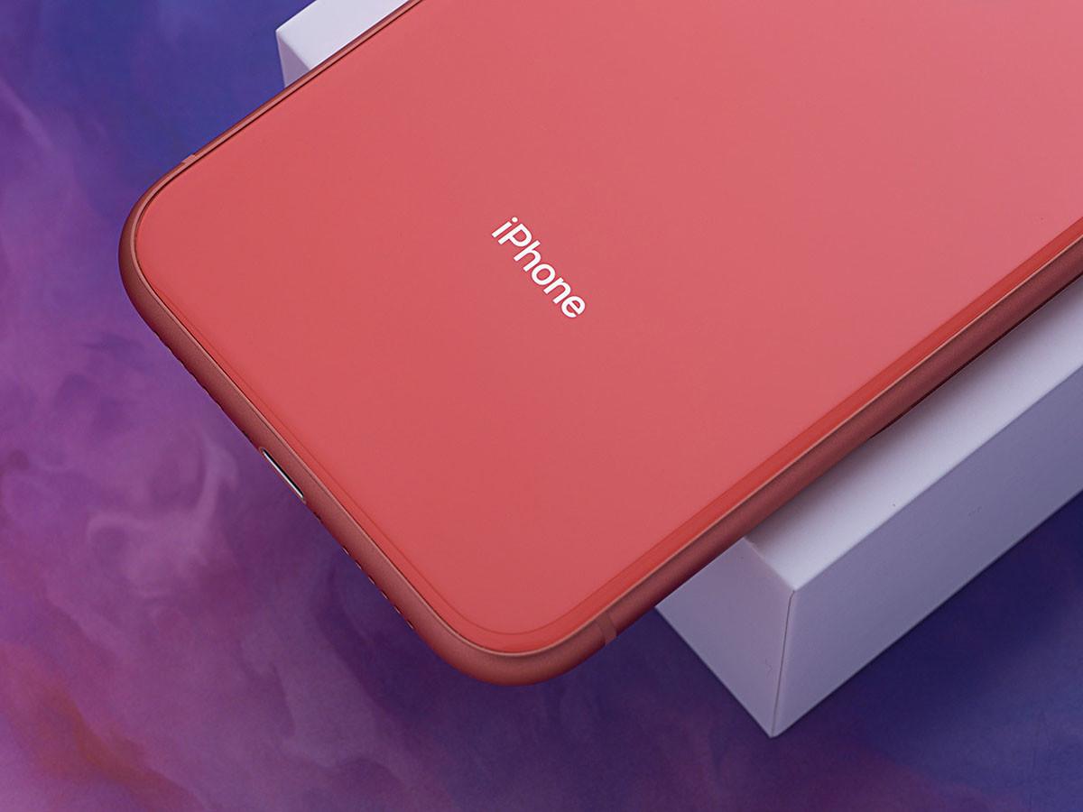 苹果iPhoneXR(256GB)机身细节第4张