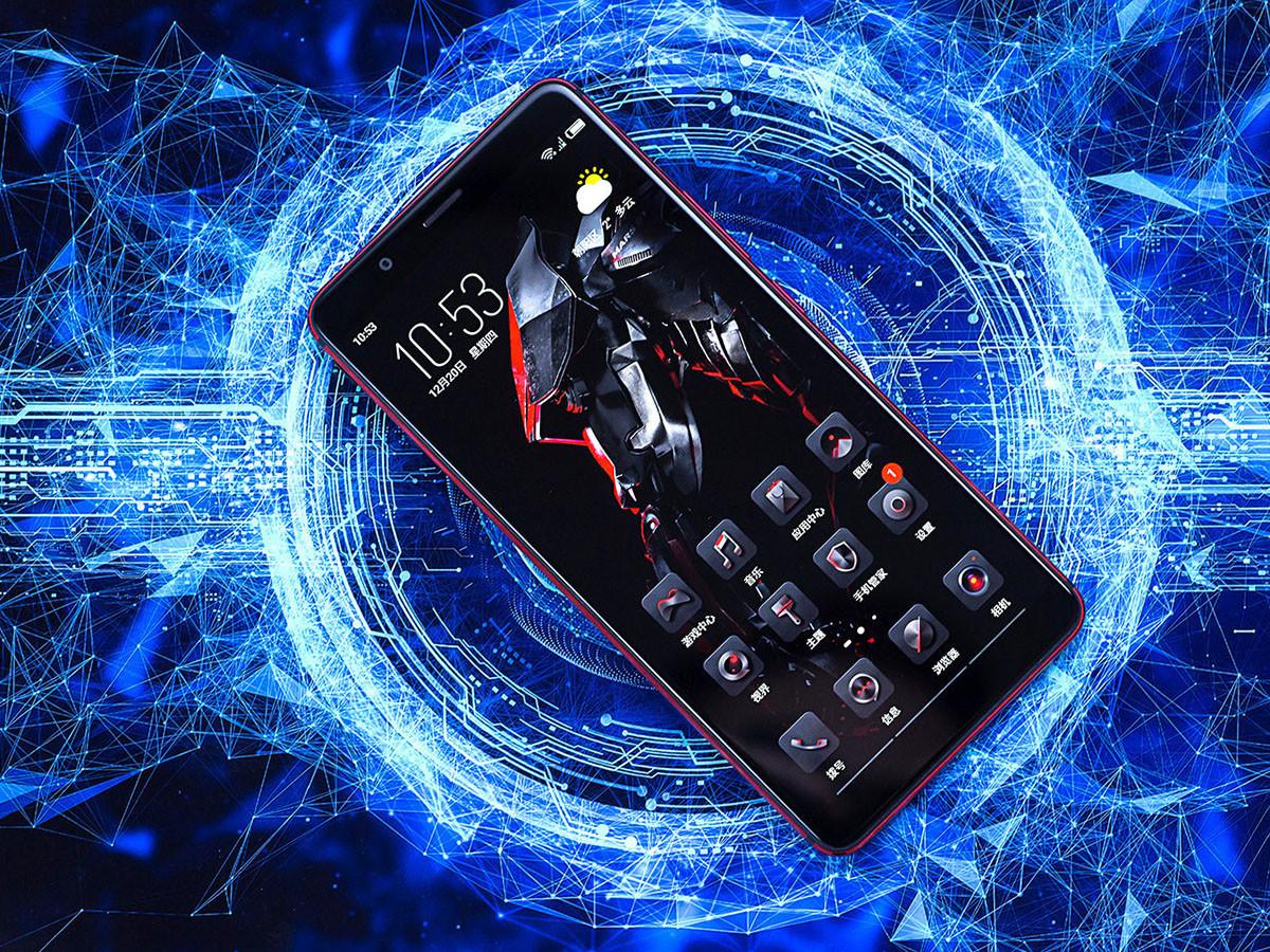 努比亚红魔Mars电竞手机(256GB)整体外观第1张
