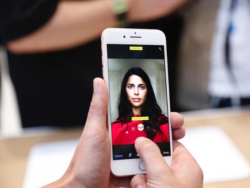 苹果iPhone8Plus(256GB)整体外观第8张