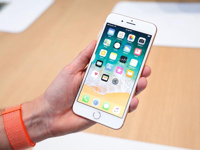 苹果iPhone8Plus(256GB)整体外观第7张