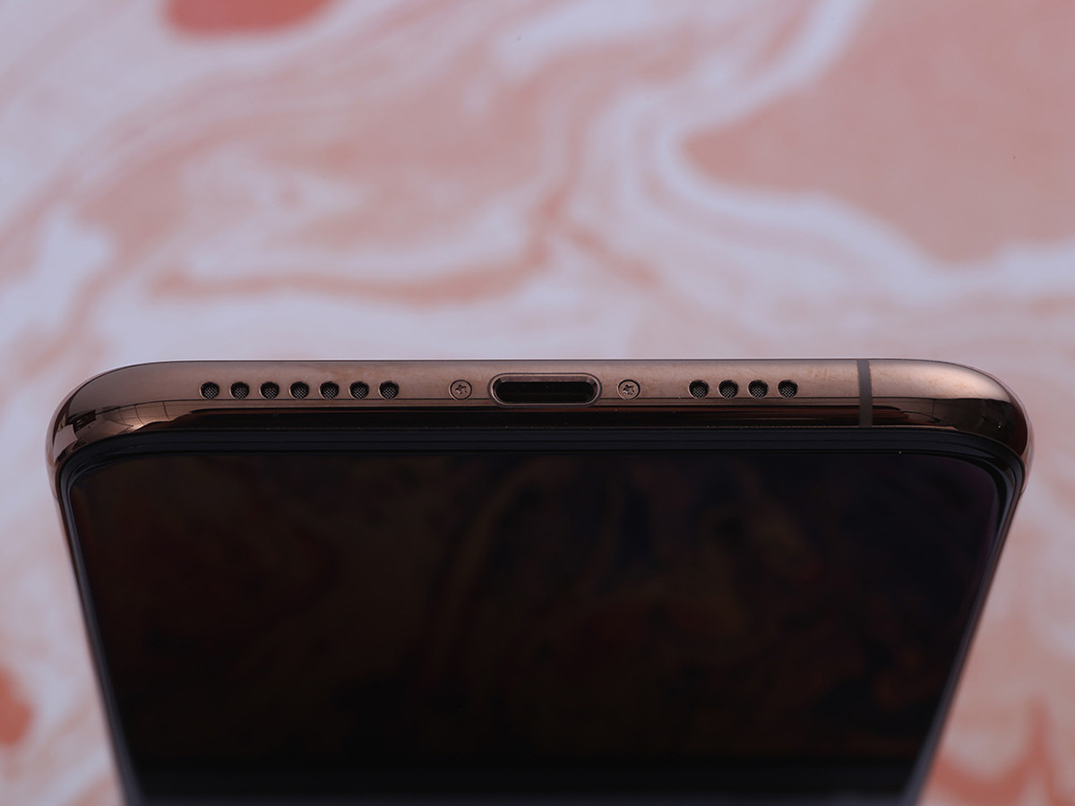 苹果iPhoneXSMax(256GB)机身细节第5张