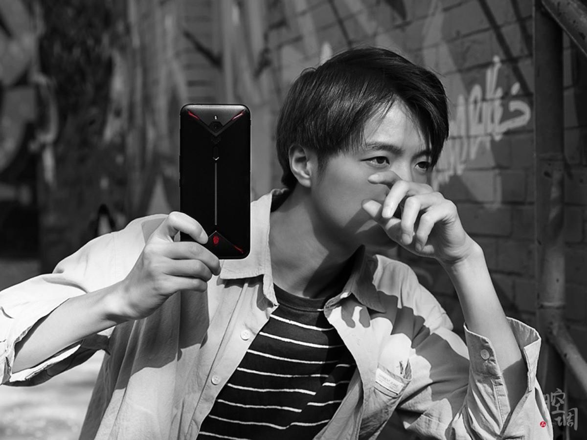 努比亚红魔3电竞手机(12+256GB)时尚美图第2张