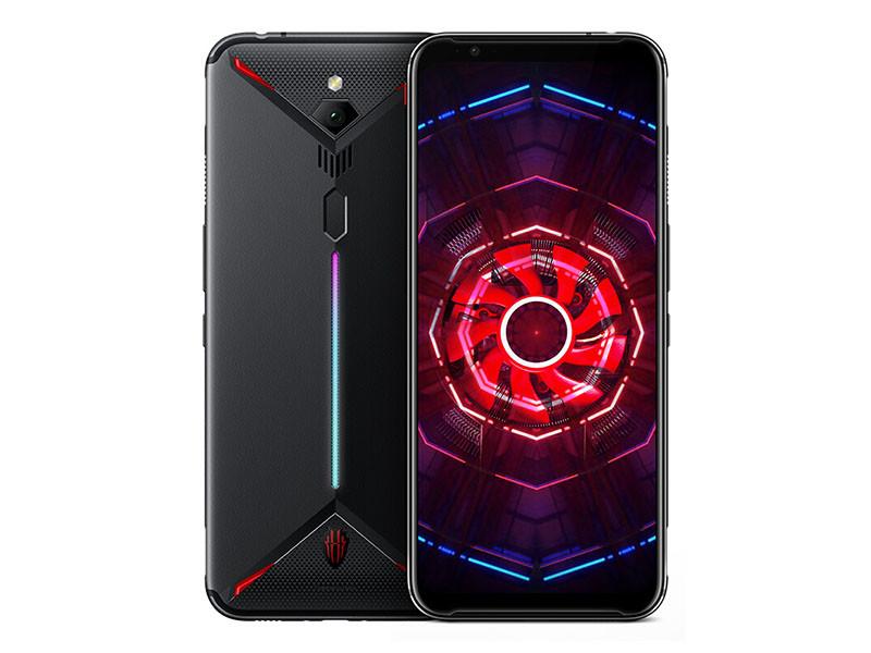 努比亚红魔3电竞手机(12+256GB)产品本身外观第3张