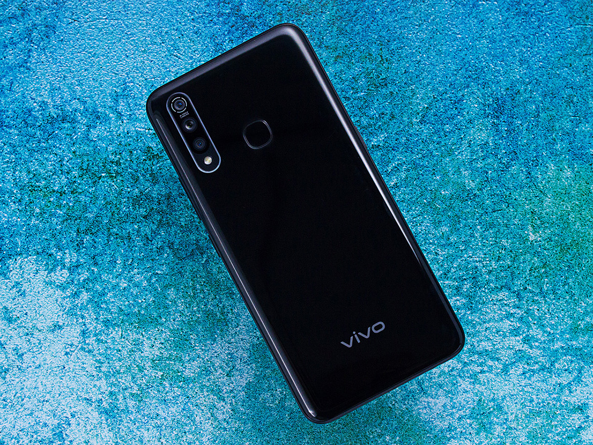 vivoZ5x(6+128GB)整体外观第8张
