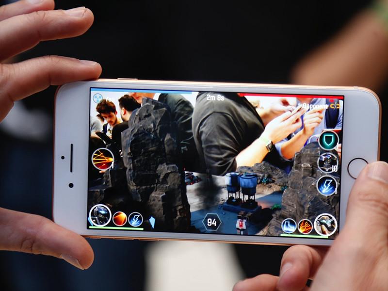 苹果iPhone8Plus(256GB)整体外观第5张