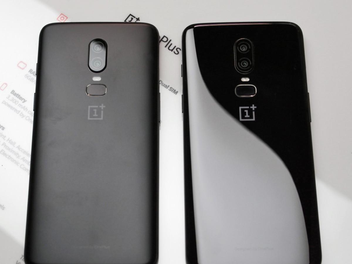 一加手机6(128GB)产品对比第7张